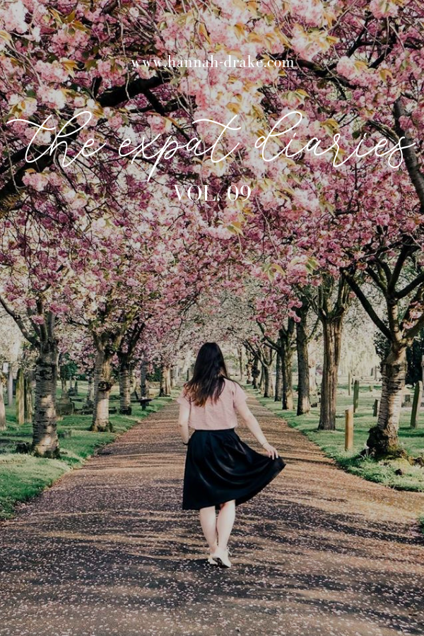 The Expat Diaries, Vol. 09 - Hannah Drake