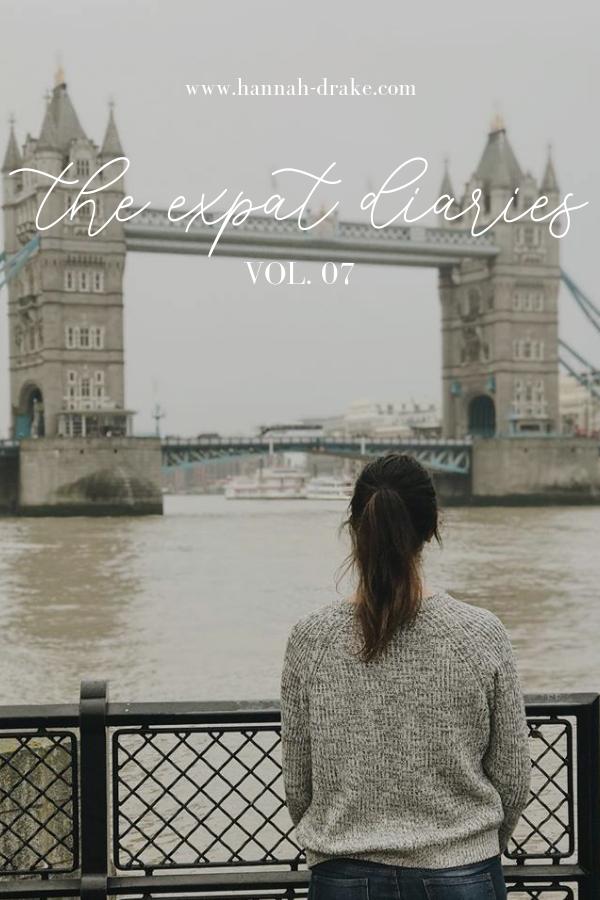 The Expat Diaries, Vol. 07 - Hannah Drake