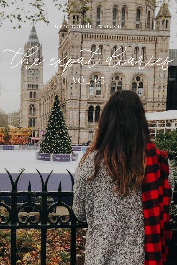 The Expat Diaries, Vol. 05 - Hannah Drake