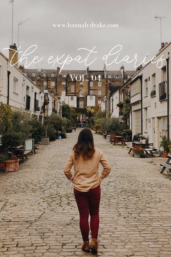 The Expat Diaries, Vol. 04 - Hannah Drake