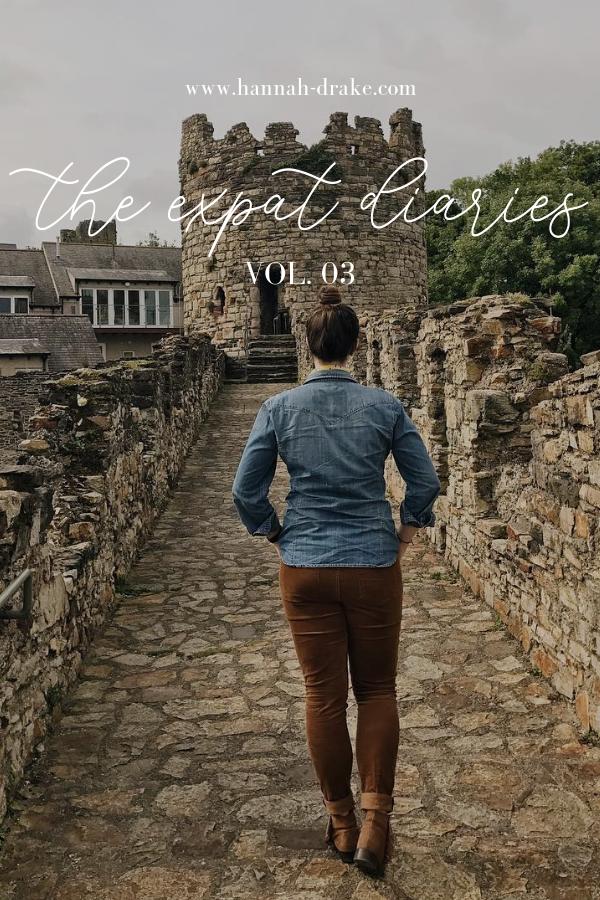 The Expat Diaries, Vol. 03 - Hannah Drake