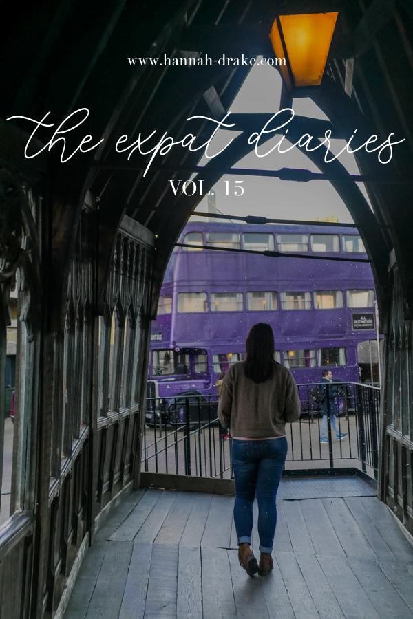 The Expat Diaries, Vol. 15 - Hannah Drake