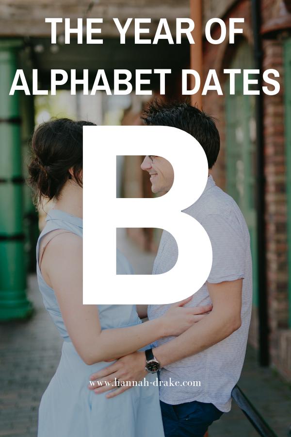 The Year of Alphabet Dates B