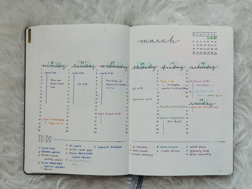 7 Bullet Journal Myths - How to set up a Bullet Journal + tools and ideas to get your started