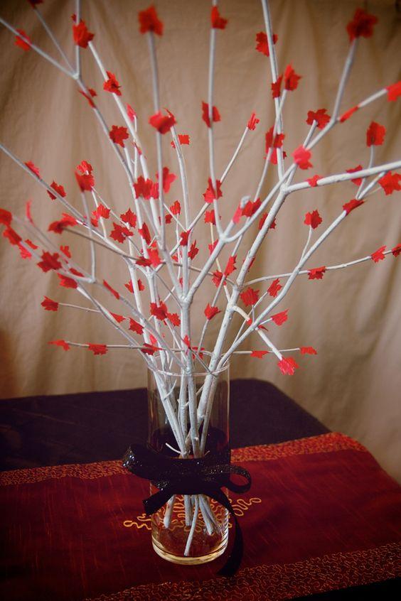 DIY Weirwood Tree