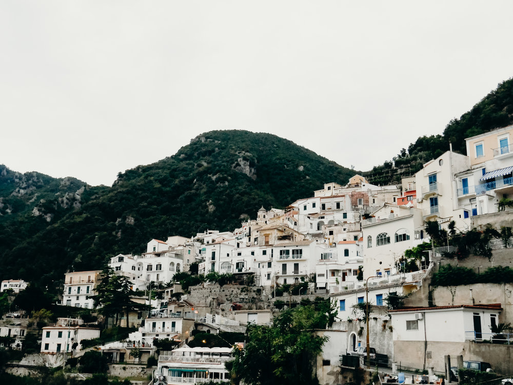 Vietri sul Mare on the Amalfi Coast