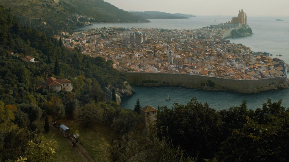 King's Landing Game of Thrones Season 5 Episode 6