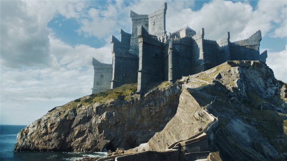 Dragonstone Game of Thrones Season Seven Episode Three