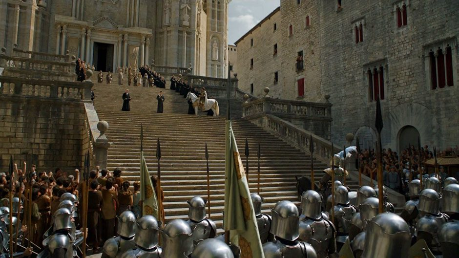 The Great Sept of Baelor Game of Thrones Season Six Episode Six