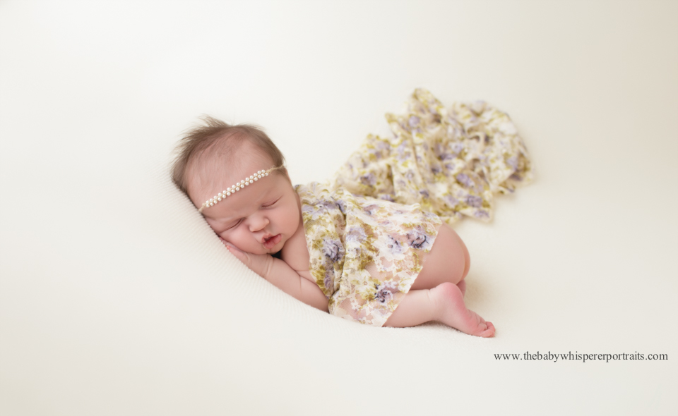 Phoenix newborn photographer meet lillian the baby whisperer portraits