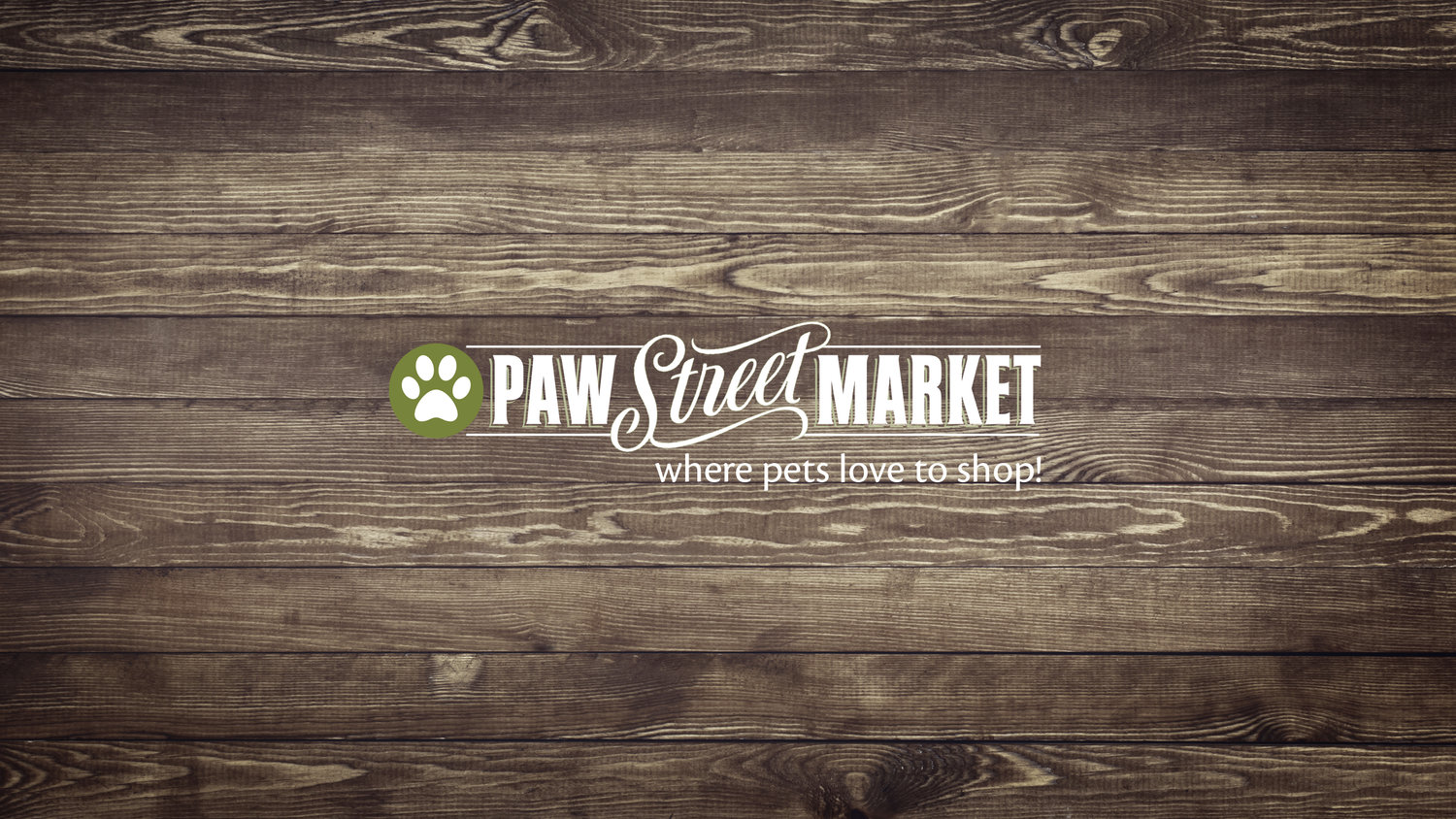 Feature Products at Paw Street Market
