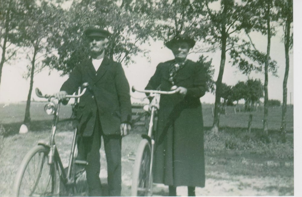 My grandparents, Fokke Smid and Aukje Slofstra
