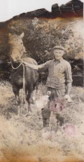 Len's grandfather