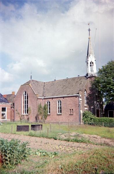 The gereformeerde church