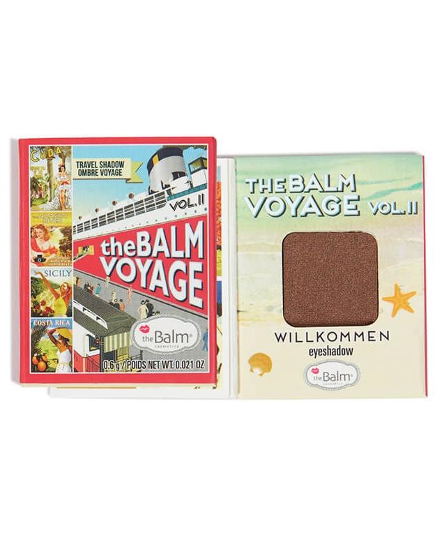 TheBalm Cosmetics theBalm Voyage Vol. 2 Eyeshadow in Willkommen