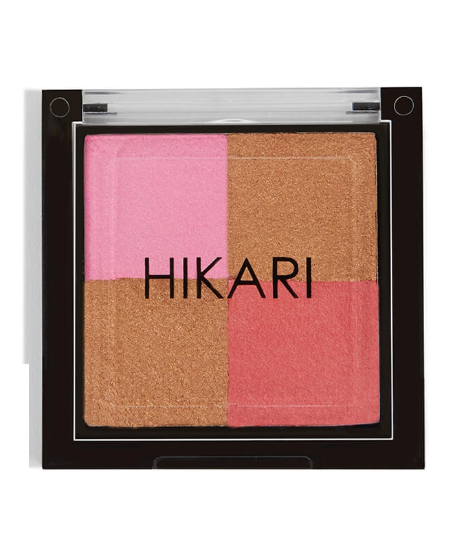 Hikari Cosmetics Shimmer Bronzer in Flush