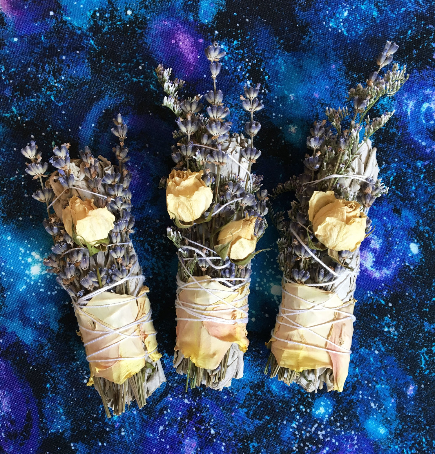 Witch Craft: DIY Floral Smudge Stick — Making Magic