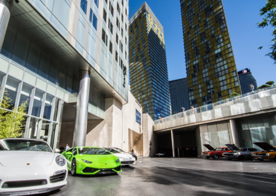Mandarin Oriental Auto Club -
