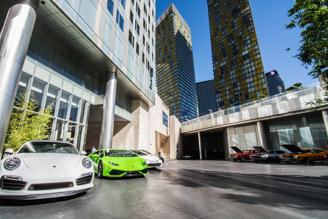 Mandarin Oriental residents form exotic car club