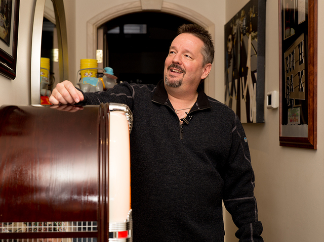 Terry Fator's $2 million mansion