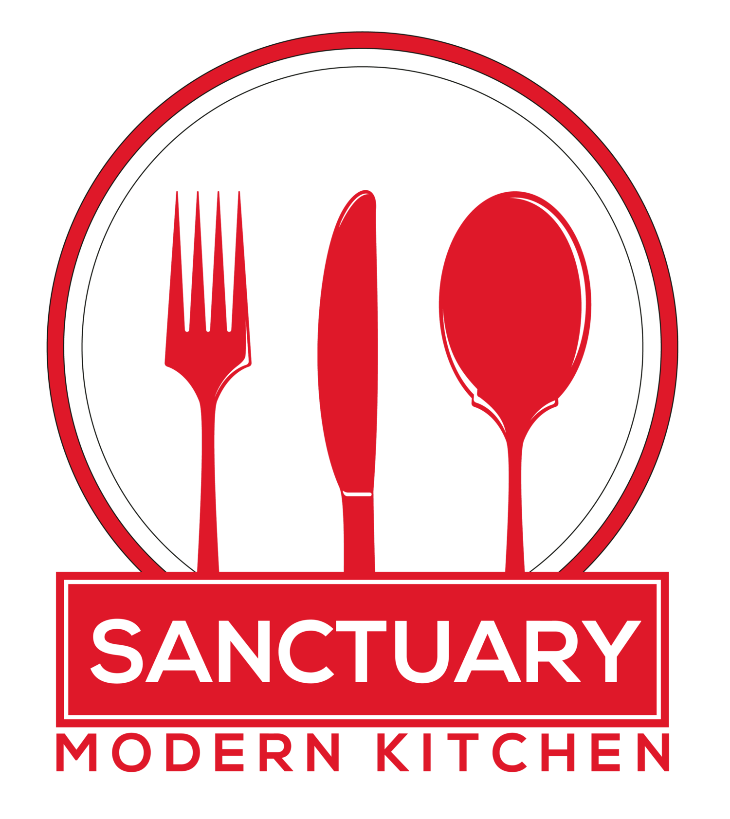 Sanctuary: Modern Kitchen