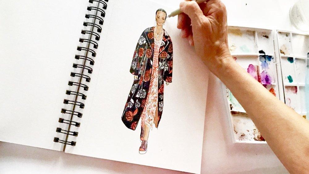 Milan Fashion Week- Marni SS18