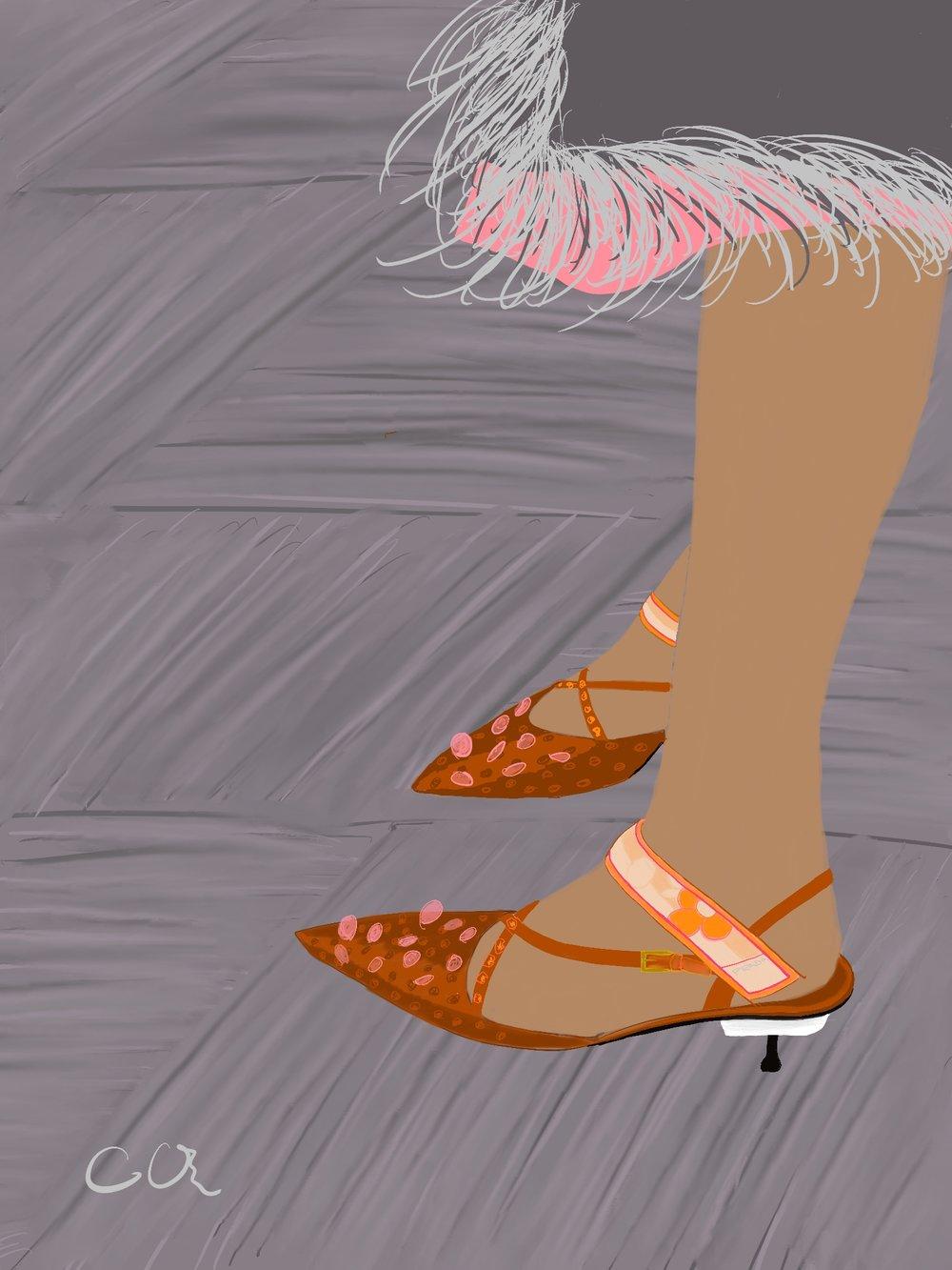 Prada SS17 Shoe