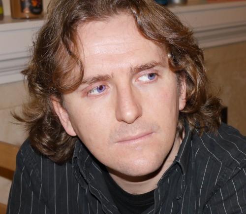 Author Andrew Shvarts