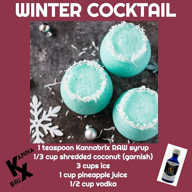 Create your own delicious winter cocktail using our CBD infused syrup. Our syrups are 15% off at www.Shopcbdnow.com for a limited time. . . . . #wintercocktail #cocktailideas #drinkmix #delicious #winterdrink #winter #snowflakes #cbdsyrup #cbdisolate #flavoredsyrups #yummycbd #cbdisgreat #hempcbd #zerothc #cbdheals #cbdhelps #oregonhemp #ilovehemp #ilovecbd #teamcbd #madeinoregon #madeinamerica #cocktail #bartender #pain #inflammation #hangovercure #anxiety #stress