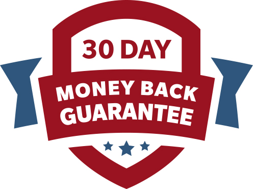 30 day money back guarantee icon