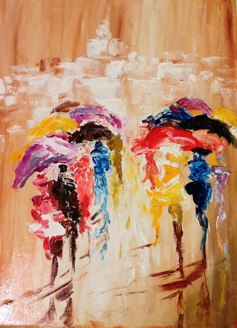 UMBRELLAS - SOLD