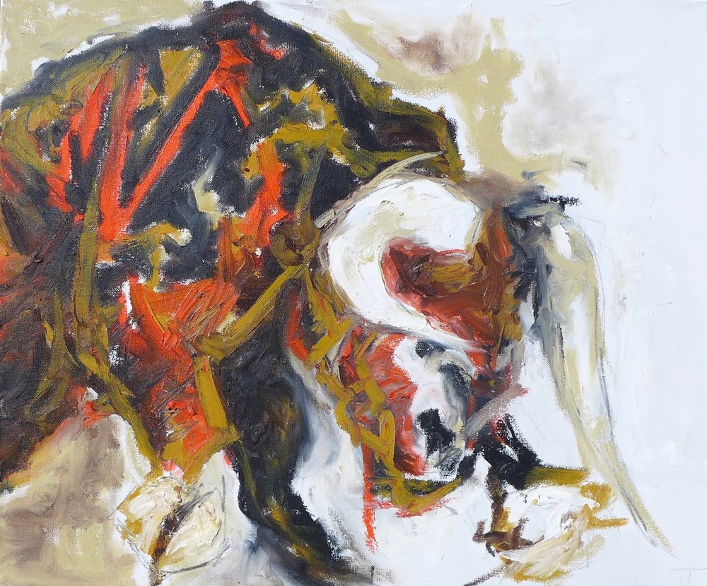 FRANCISCO THE BULL- SOLD