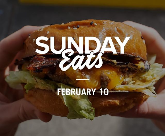 Sunday Eats is back tomorrow! After a service tomorrow grab: - Someone you know - Someone you don't know - Someone you haven't seen in a while  And take them out for a bite! So simple.