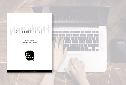 Content-Planner for Professional Birth Photographers