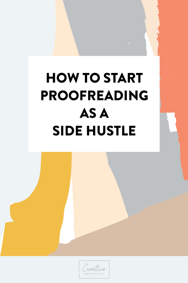 proofreading study guide