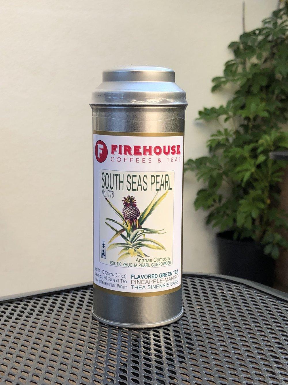 Firehouse Coffee Tea F Stop Mano South Seas Pearl
