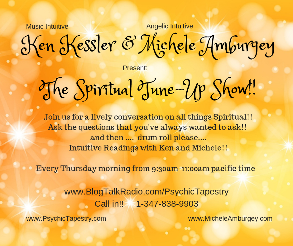 Spiritual Tune up show, come join in the fun!!!