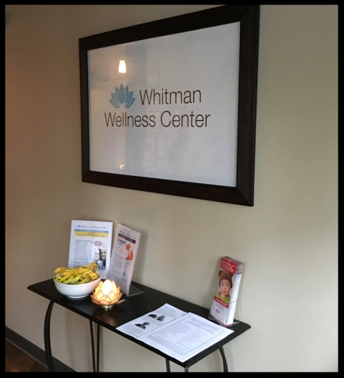 We provide   provides Down syndrome awareness and education at the   Whitman Wellness Center.