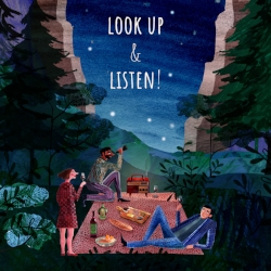 DINNER PARTY DOWNLOAD: LOOK UP & LISTEN