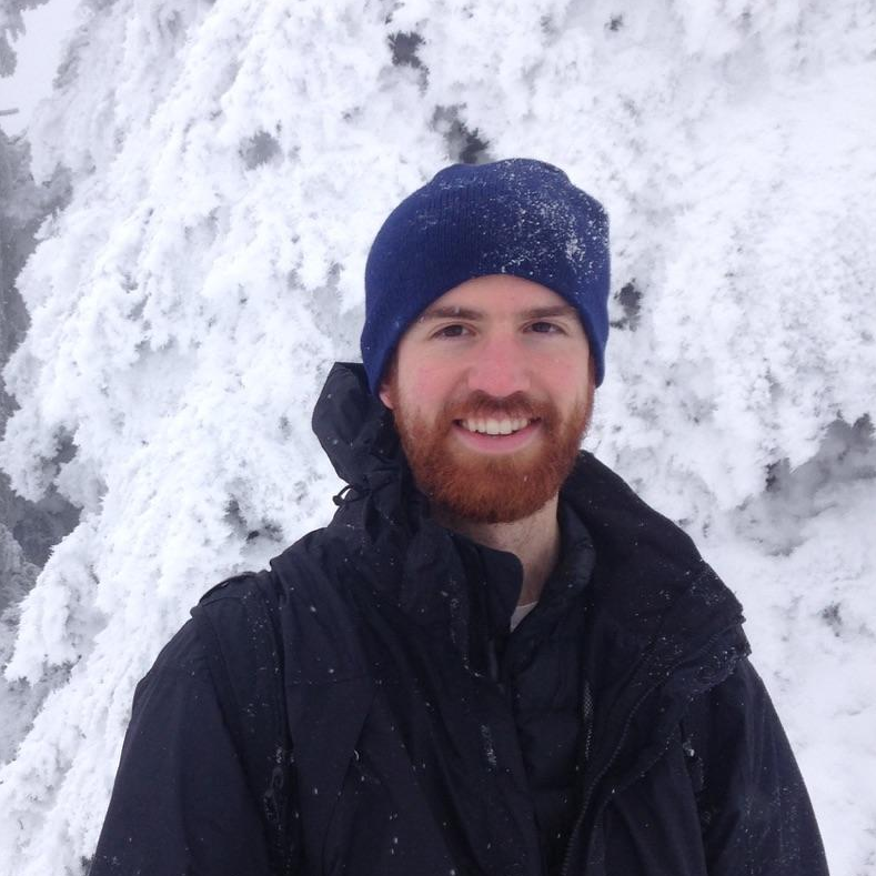 Michael Vlah   (Bio)geochemistry   Programming