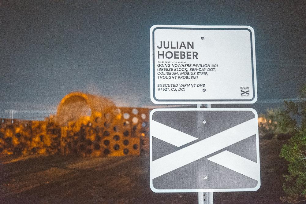 Going Nowhere - Julian Hoeber