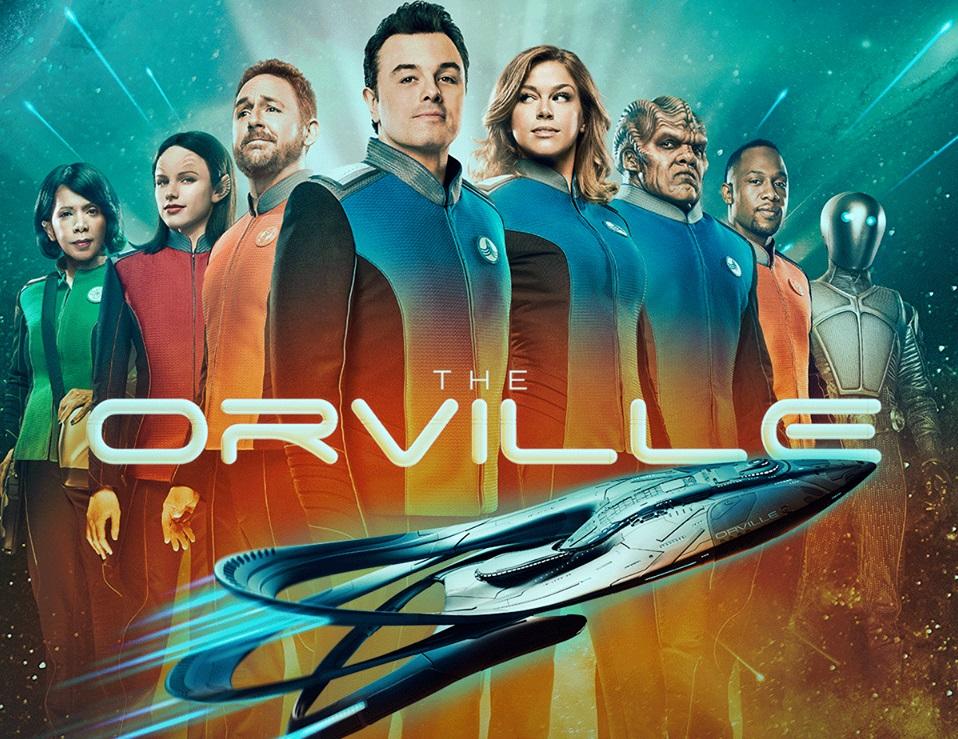 The Orville on Fox