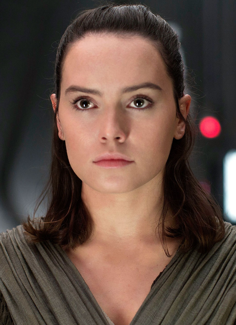 This is a copyrighted promotional image. It is believed that the copyright holder has granted permission for use under the fair use provision of United States copyright law. Source:      Ren vs. Rey: In The Last Jedi, the danger is becoming allies instead of enemies. Entertainment Weekly via Wookieepedia