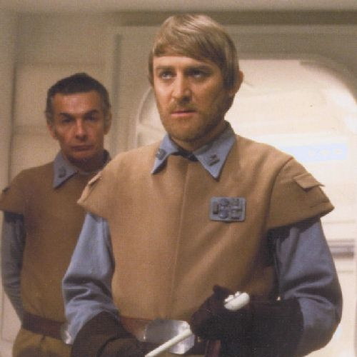 General Crix Madine from Return of the Jedi. This work is copyrighted. The individual who uploaded this work and first used it in an article, and subsequent persons who place it into articles assert that this qualifies as fair use of the material under United States copyright law. via Wookieepedia