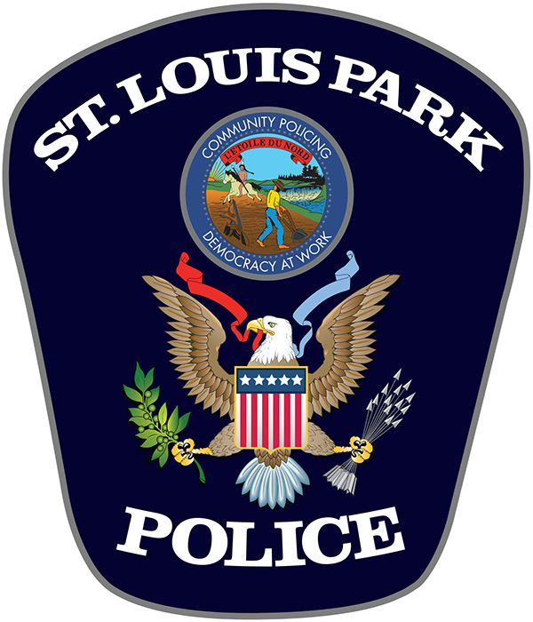 Shoulder patch for the Saint Louis Park Police Department