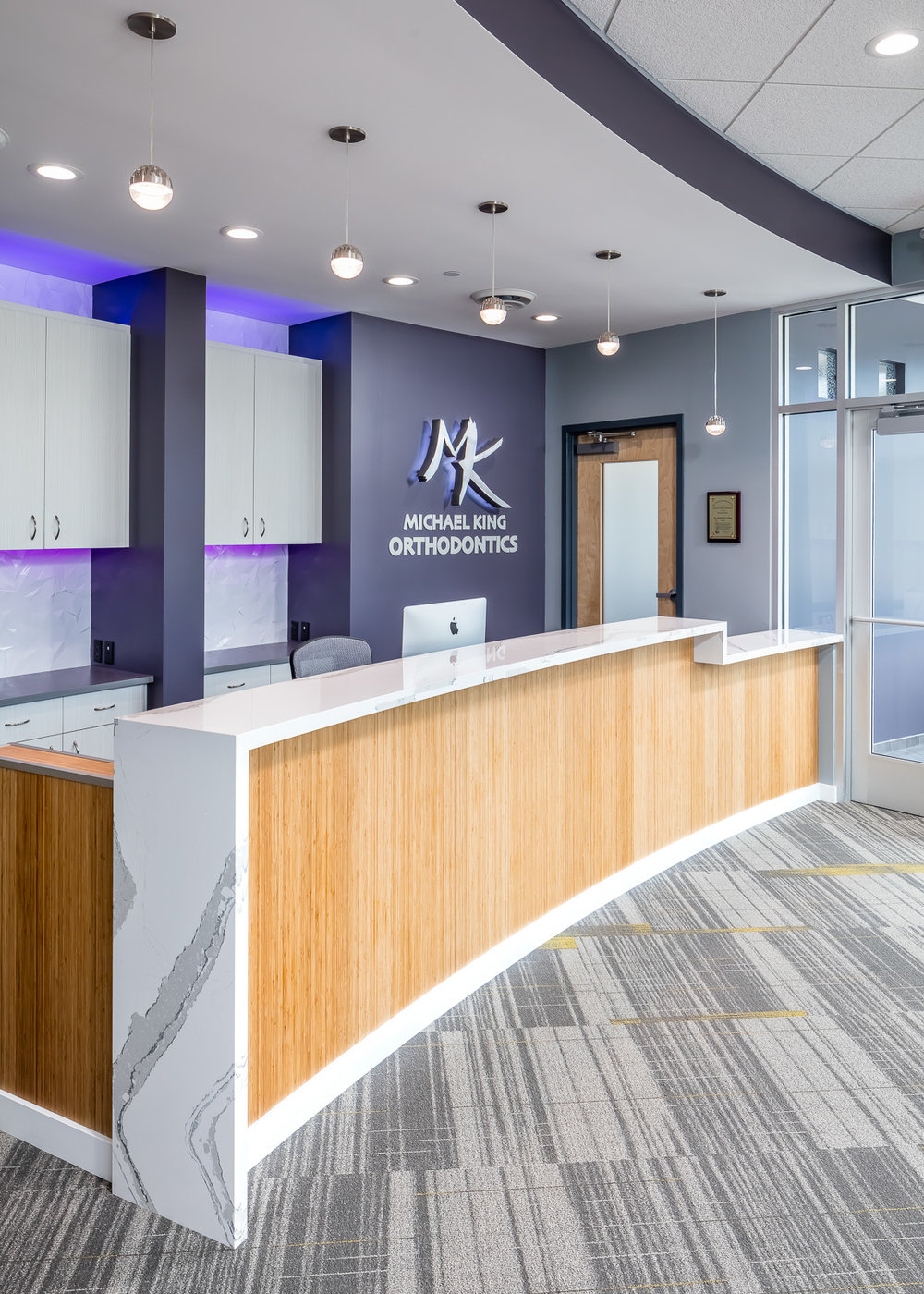 Michael King Orthodontics - Front Desk 2