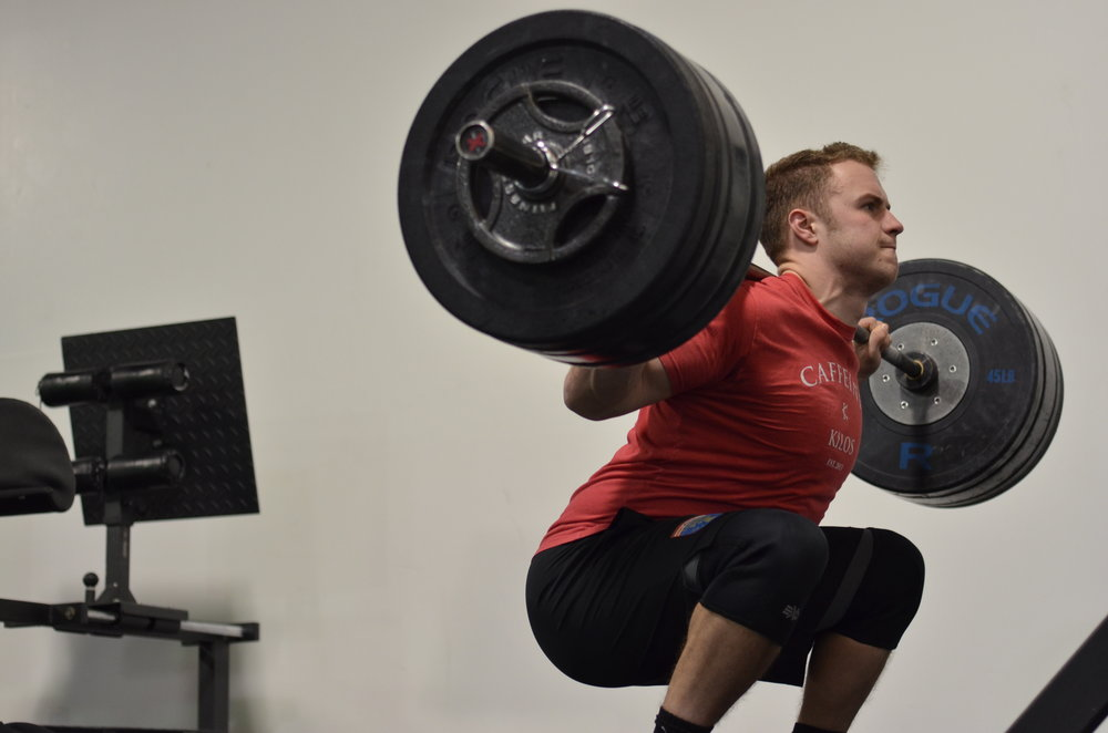 The High Bar Squat in Lifters
