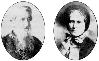 William and Catherin Booth