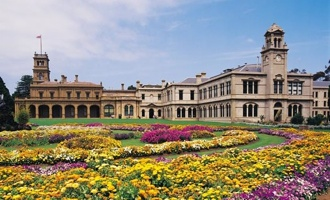 Werribee Mansion Gardens-1