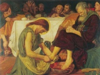 Jesus Washing Feet-1